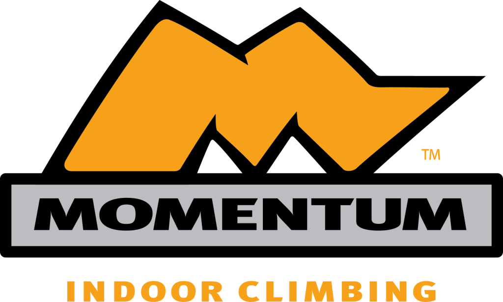 Logo for Momentum Indoor Climbing