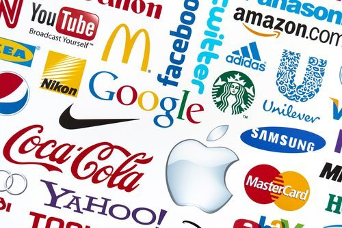 Famous brands to highlight the importance of branding for companies.