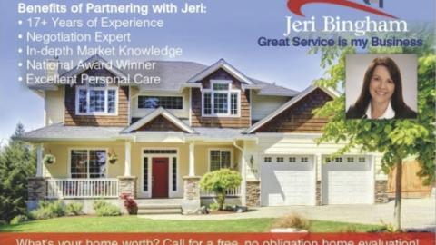 Jeri Bingham Real Estate