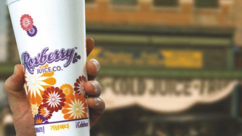 Roxberry Juice Co. Pleasant Grove