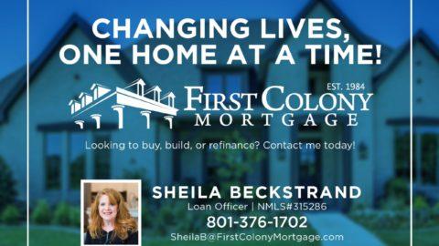 First Colony Mortgage – Sheila Beckstrand