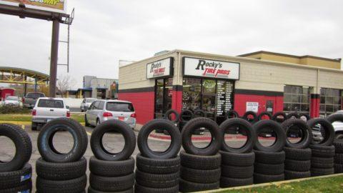 Rocky's Tire Pros