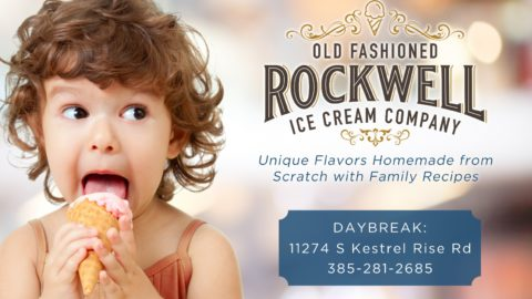Old Fashioned Rockwell Ice Cream Company