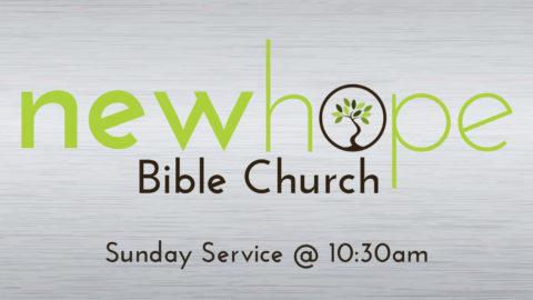 New Hope Bible Church