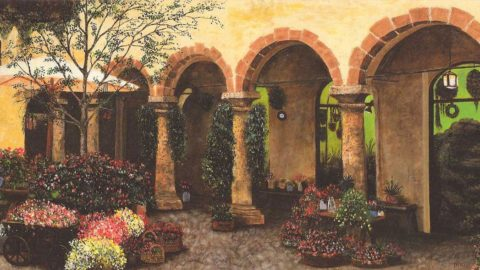 Oil Painting Classes with David Price