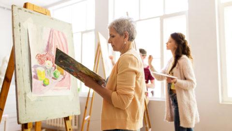 Highland Fine Art Classes