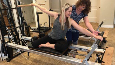 Vital Pilates Reformer